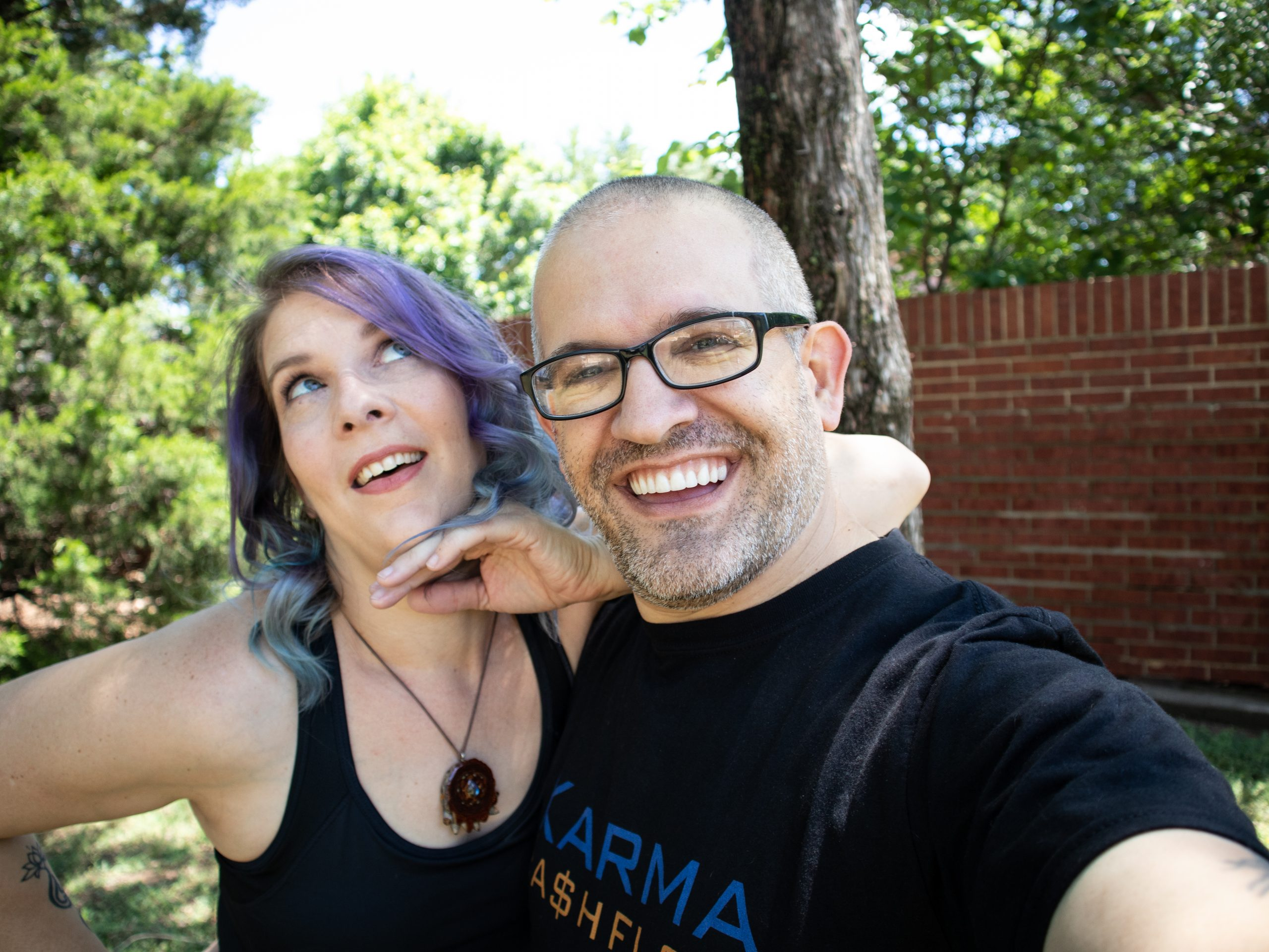 Karma & His Wife Beth